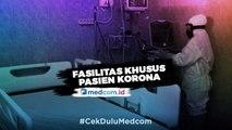 RSUZA Aceh Siapkan Fasilitas Khusus untuk Pasien Korona