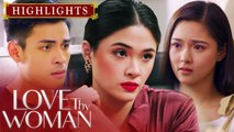 Dana, napaisip sa relasyon nina David at Jia | Love Thy Woman