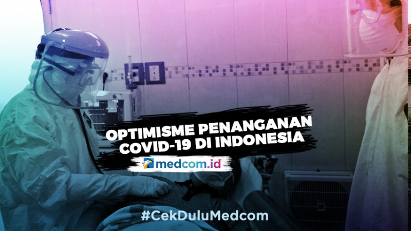 Optimisme Penanganan Covid-19 di Indonesia – Highlight Primetime News Metro TV