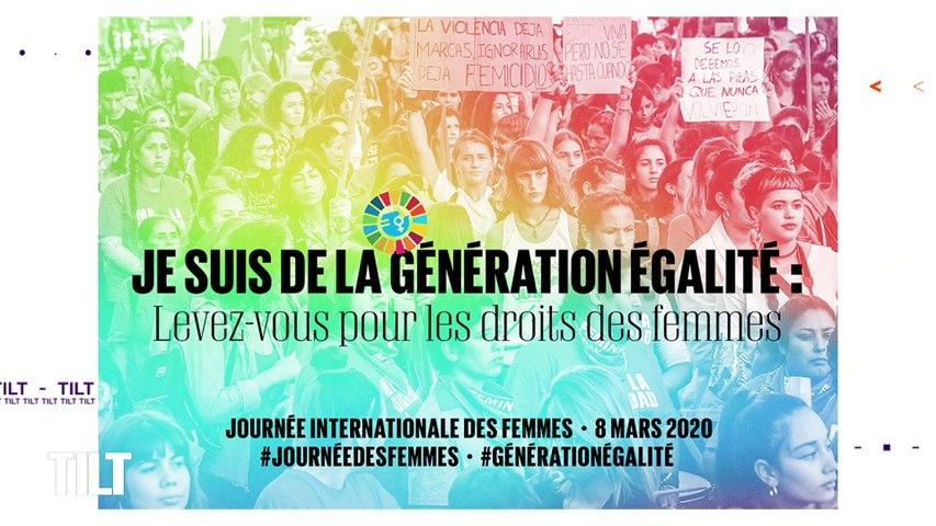 TILT - 06/03/2020 Partie 1 - L'égalité hommes-femmes selon Youyou