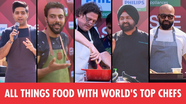 World's Top Chefs Cook A Special Dish, Reveal Their Secret Recipes & Interesting Food Facts | Chef Marco Pierre White | Chef Ranveer Brar