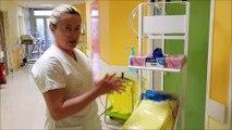 L'hôpital de Forbach se prépare à recevoir ses premiers malades du Covid-19