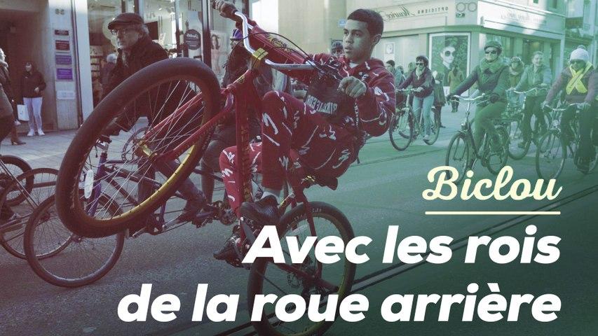 Dans les coulisses de la Bike Life française
