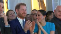 Meghan Markle and Prince Harry Witnessed a Surprise Engagement