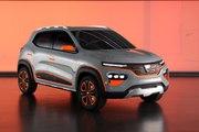Présentation - Dacia Spring Concept