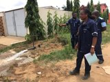 Journée internationale de la femme, entretien avec Marie Chantal Tegbao, seule femme responsable technique à la Sodeci secteur Abidjan Nord.
