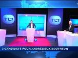 Municipales : 3 candidats à Andrézieux-Bouthéon débatent sur TL7. - Elections Municipales Loire 2020 - TL7, Télévision loire 7