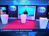 Municipales : 2 candidats à Montbrison débatent sur TL7 - Elections Municipales Loire 2020 - TL7, Télévision loire 7