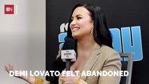 Demi Lovato Was Lost