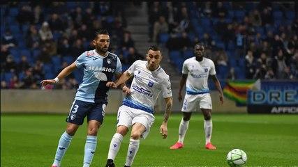 REPLAY -  L'AJA s'incline face au Havre lors de la 28e journée de Ligue 2