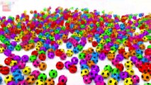 Fun Animations with 3D Balls and more For Kids