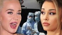 Katy Perry & Ariana Grande React To Coronavirus Spread
