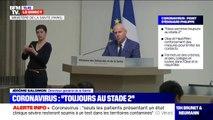 Coronavirus: 39 personnes en situation grave et 9 morts en France