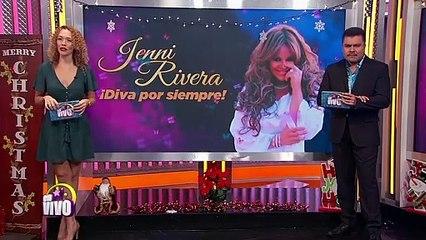 SNOOP DOGG Y JENNI RIVERA UNIDOS POR LA MÚSICA - ESTRELLA TV