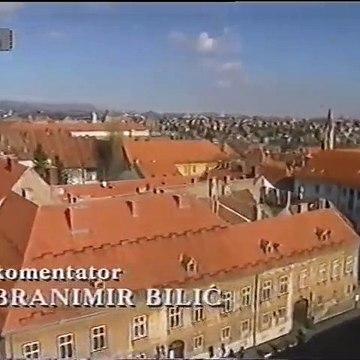 Svećanost predsjedničke prisege Stjepana Mesića 2000.