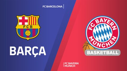 EuroLeague 2019-20 Highlights Regular Season Round 28 video: Barcelona 83-80 Bayern