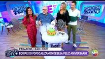 Encerramento Fofocalizando (Aniversário do Leão Lobo) (02/03/2020) | SBT 2020