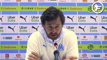 OM 2-2 Amiens : la réaction de Villas-Boas