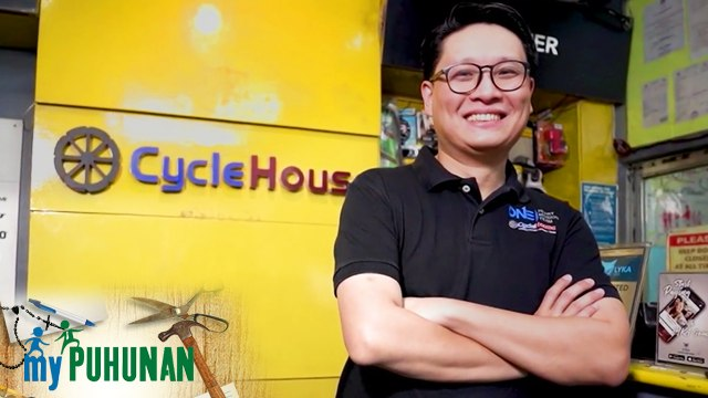 Cycle House owner Jeff Chua shares why he decided to open a motorcycle and bicycle shop   My Puhunan