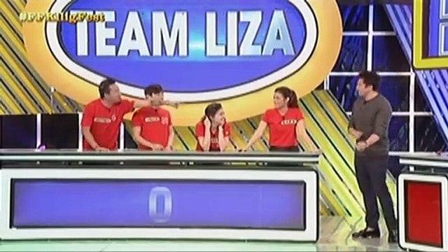 Liza at Enrique, ni-reenact ang trending scene sa trailer ng kanilang pelikula