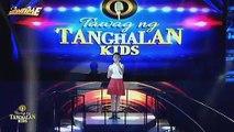 TNT KIDS: 3-time defending champion Sheena Belarmino sings Jennifer Hudson's And I Am Telling You