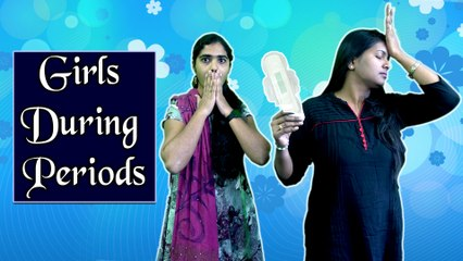 Women's Day 2020 : Girls On Periods | Women Periods Problems