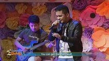 "Froilan sings ""Through The Rain"" on Magandang Buhay"