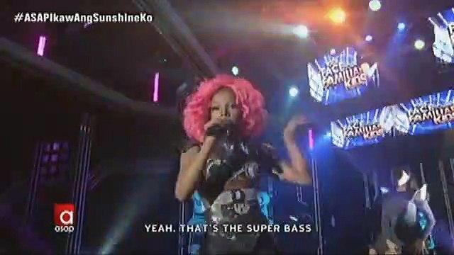 Your Face Sounds Familiar Kids Grand Winner Awra channels his inner Nicki Minaj once again