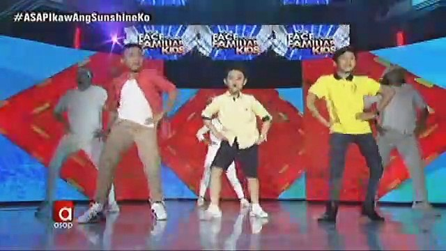 Your Face Sounds Familiar Kids do the ASAP Mobe Challenge