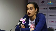 """WTA - Lyon 2020 - Quand Caroline Garcia parle d'elle : """"Si on est réaliste, on voit pas toujours sur le court  la même personne"""""""