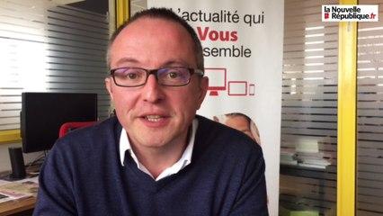 VIDEO. Municipales à Tours : Michaël Cortot veut réinvestir les quartiers