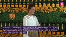 Camilla Luddington est enceinte de son second enfant