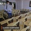 Duterte suspends classes in Metro Manila March 10-14 over coronavirus threat
