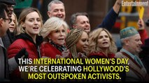 Actresses That Are Also Activists