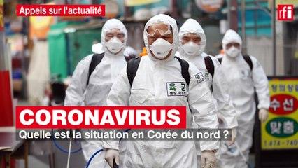 Coronavirus : quelle est la situation en Corée du nord ?