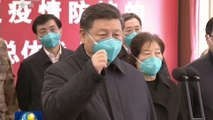 China's Xi visits Wuhan as new coronavirus cases recede