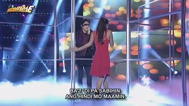 JaDine owns the It's Showtime dance floor with their kilig performance