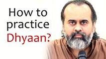 How to practice Dhyaan, and when? || Acharya Prashant, on Raman Maharishi (2019)