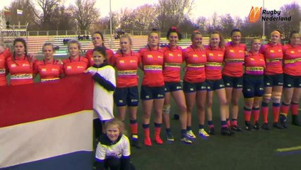 REPLAY NETHERLANDS / RUSSIA - RUGBY EUROPE WOMEN CHAMPIONSHIP 2020