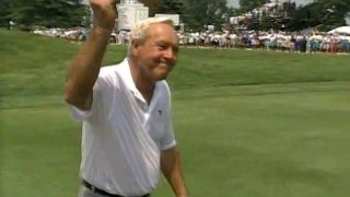 U.S. Open Golf, Stories from the Ones: Arnold Palmer