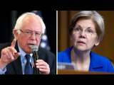 Bernie Sanders responds to Elizabeth Warren dropping out of presidential contest