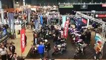 Le 8ème salon de la moto à Metz Expo attire les fans