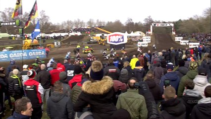 Qualifying Highlights MXGP of The Netyherlands 2020