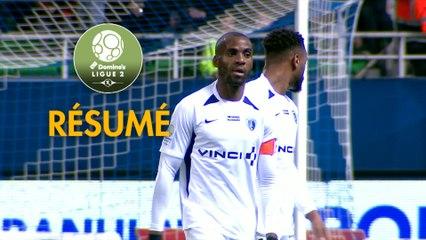 ESTAC Troyes - Paris FC (1-1)  - Résumé - (ESTAC-PFC) / 2019-20
