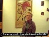 Benoite Taffin, parlez nous du jour de libération fiscale