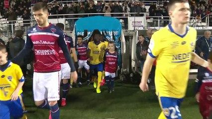J28: Clermont - Sochaux (2-0)