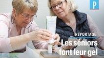 Coronavirus : des ateliers pour faire soi-même son gel hydroalcoolique