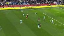 Passe décisive d'Ounas vs Monaco