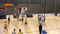 Volley-ball (Élite) : pas de poignées de mains à la fin du match entre Epinal et Avignon pour cause de coronavirus