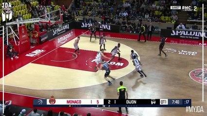 J25 : Monaco - JDA Dijon en vidéo